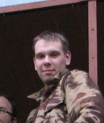 """Radosław Intek - , """"młody gniewny"""" kontynuator rzemiosła - obecnie w innej branży"""