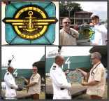 Witraż przekazany dla muzeum Morskiego Dywizjonu Lotniczego w Pucku