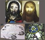 016 Konserwacja i rekonstrukcja twarz Jezua