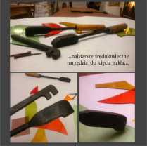 Najstarsze narzędzia do cięcia szkła