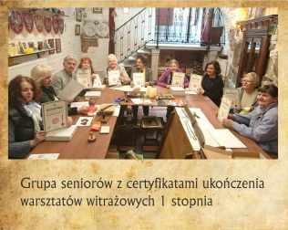 Warsztaty seniorów