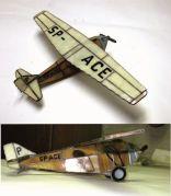 5-37 Samolot RWD 2
