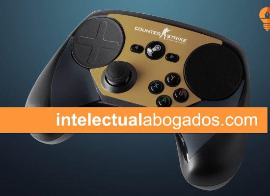 Valve Corporation Plagio a Steam Controller abogado propiedad intelectual videojuegos