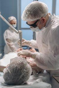 negligencia medica en cirugía estética