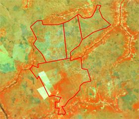 O que é possível fazer com um mapa georreferenciado de uma propriedade