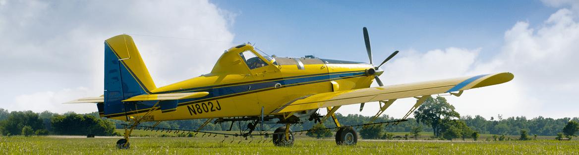 Pulverização aérea, conheça os turbo atomizadores