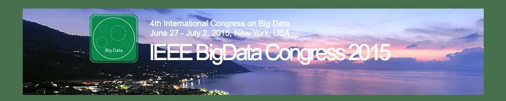 IEEE BigData Congress 2015