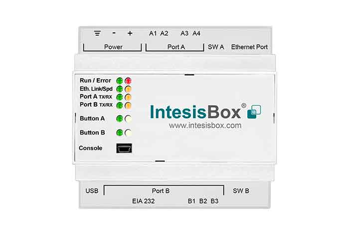 Intesisbox knx
