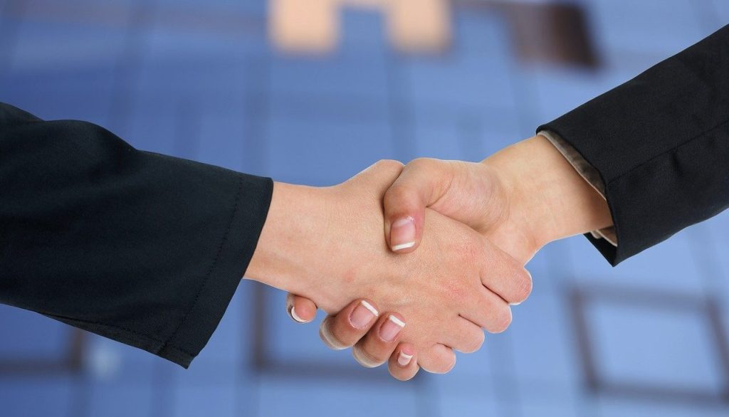 handshake via adamr pixabay