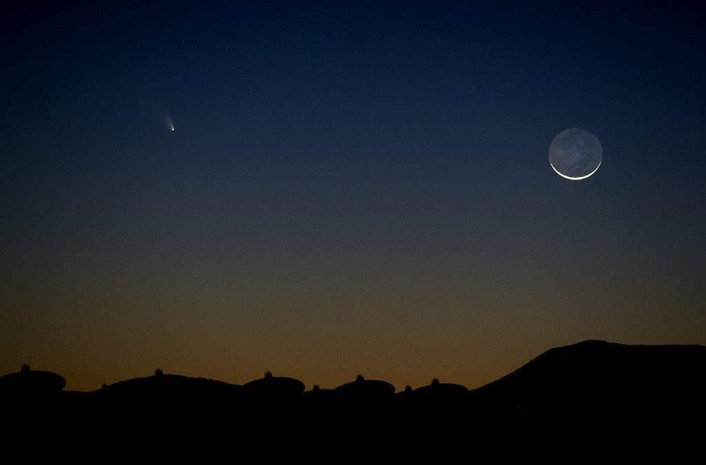 Prophet Muhammad on the Night Journey.. The Qur'an Tells Us