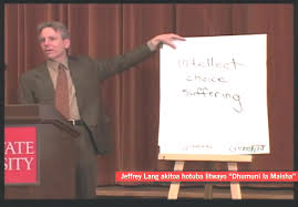After Ten Years of Atheism: Dr. Jeffrey Lang Discovers Islam