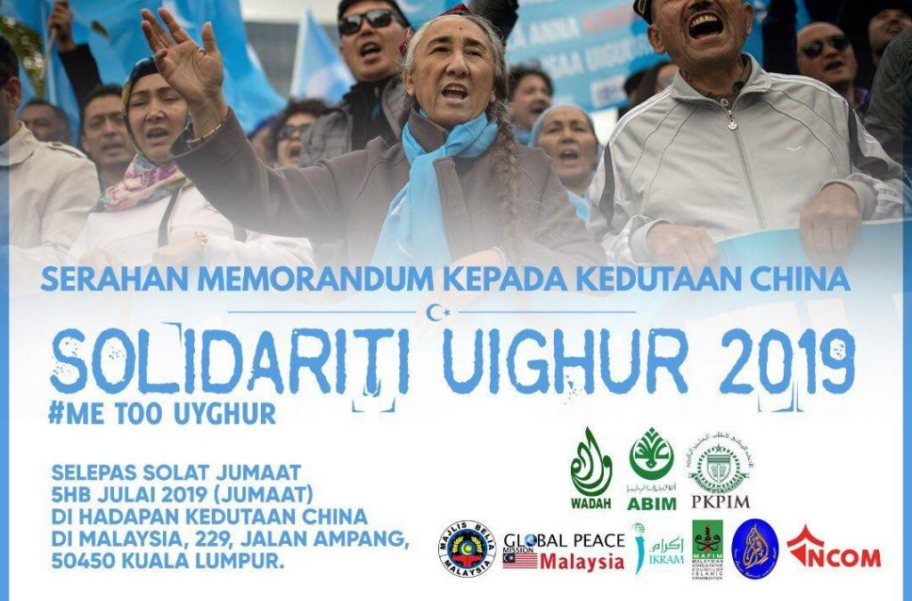 Malaysians Ask China To Free Uyghurs, Close The Camps