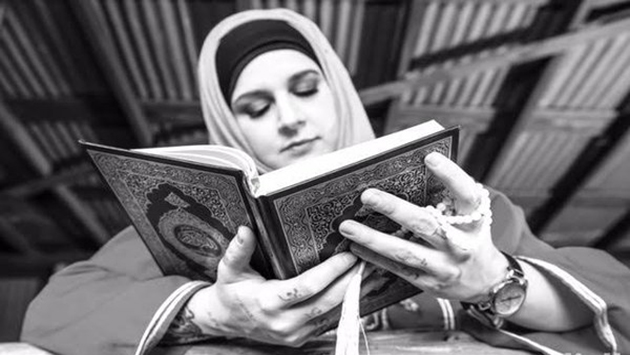 American Rapper MC Router Reverts to Islam