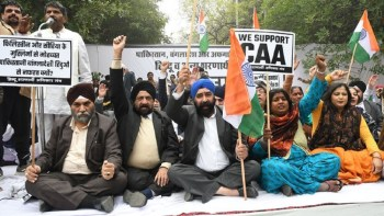 CAA sikh support