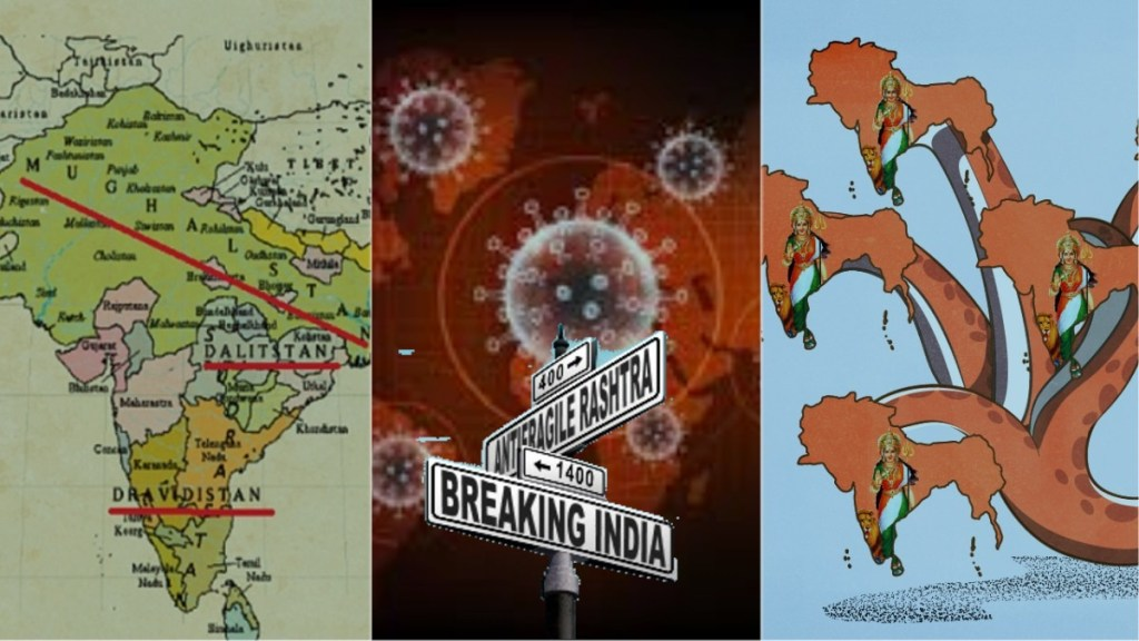 COVID19  – #BreakingIndia fault-line or an Anti-fragile force ?