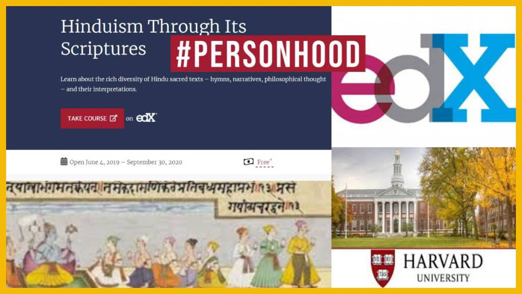 Hinduism Through Its Scriptures -1: Personhood