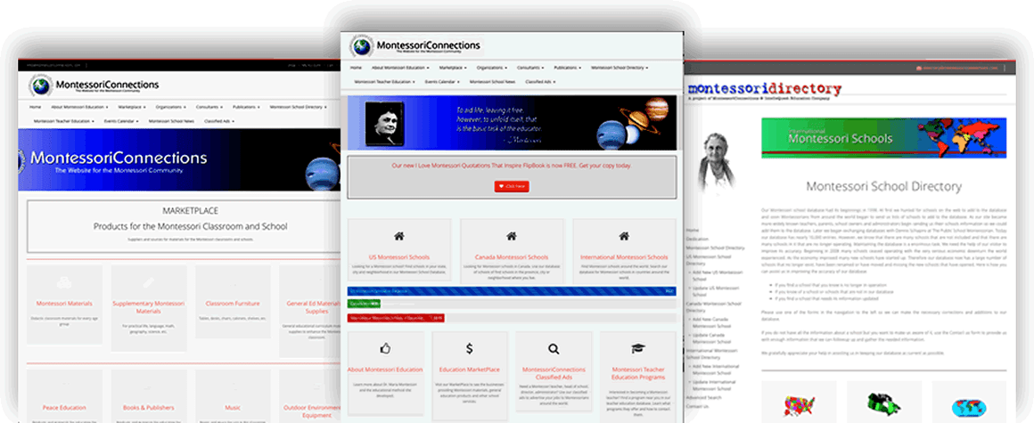 MontessoriConnections - IntelleQuest Education Company