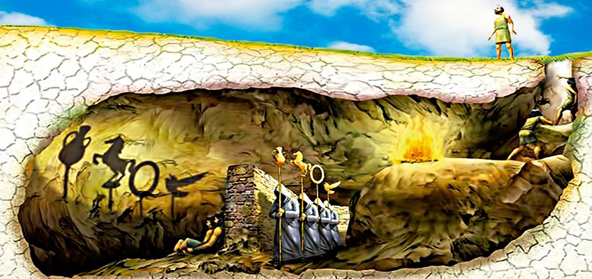 Il mito della caverna di Platone – Intellettuale Moderno