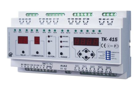 Sequential Timer TK-415