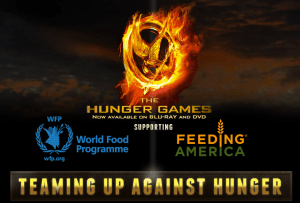 Hunger Games - World Food Programme & Feeding America