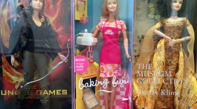 Barbie Blonde