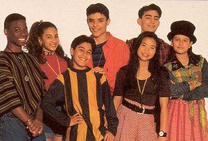Ghostwriter Cast (1995)