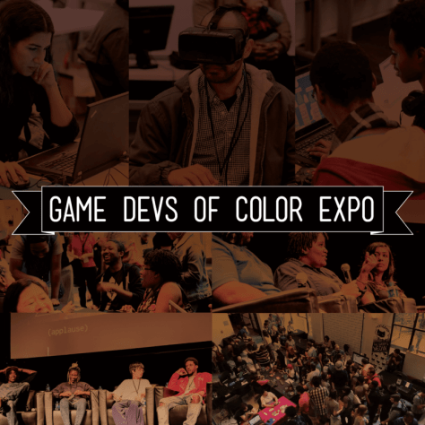 We need more spaces like Game Devs of Color Expo.