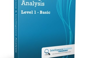 CI-01 Crime & Intelligence Analysis - Level 1 (Basic)