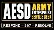 Army Enterprise Service Desk