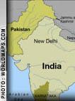 India-Pak border