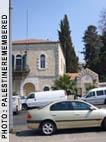 The US Consulate in Jerusalem