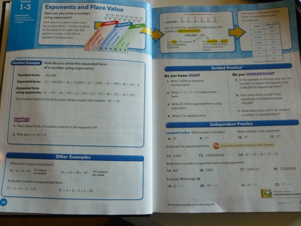 medium resolution of Pearson Grade 8 Math Textbook Online - intelligencepotent