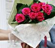 恩師の花束サービス