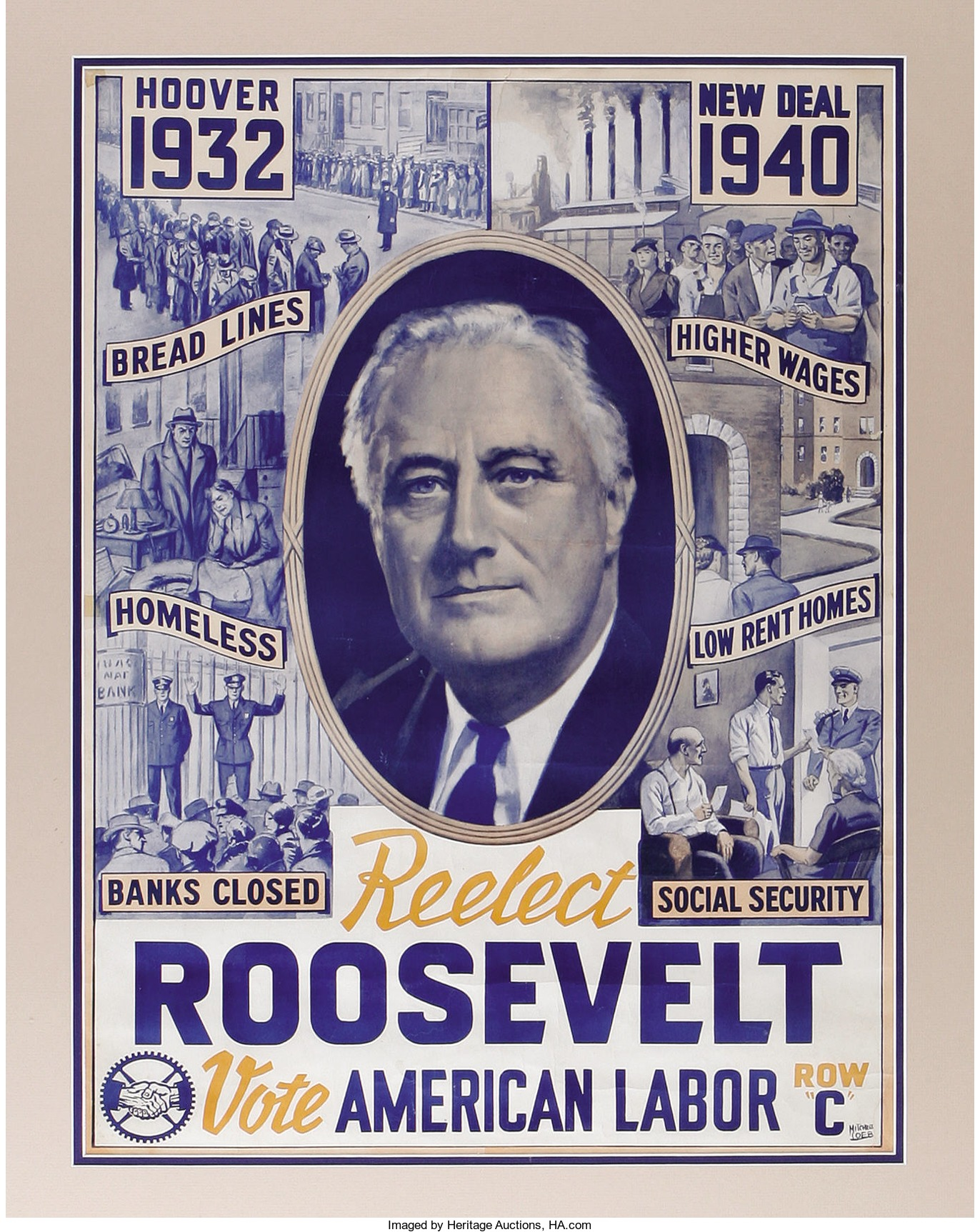 Roosevelt Eagerly Tackled The Great Depression With His