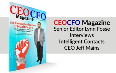CEO Jeff Mains Discusses 'Consumerization' of Healthcare in Magazine Interview