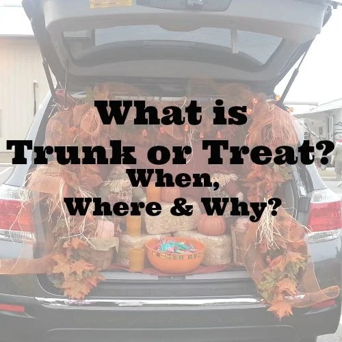 What is Trunk or Treat. When, Where and Why 500 x 500.www.intelligentdomestications.com