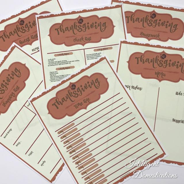 photograph regarding Thanksgiving Planner Printable identify Frustration A lot less Thanksgiving Developing Expert How toward Laptop computer