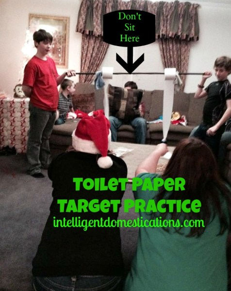 Toilet-paper-target-practice-game