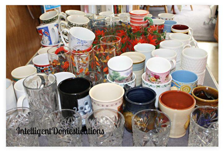 Coffee Mugs Galore