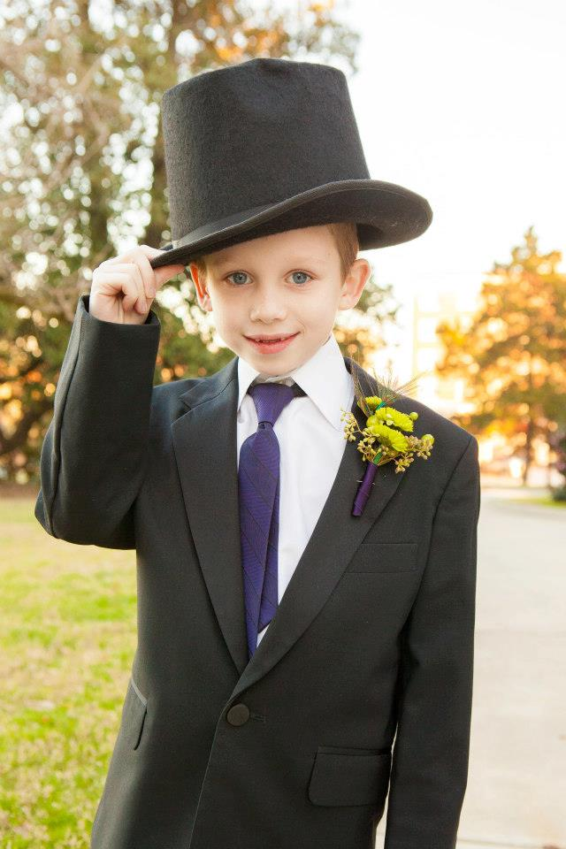 Cullen in the top hat