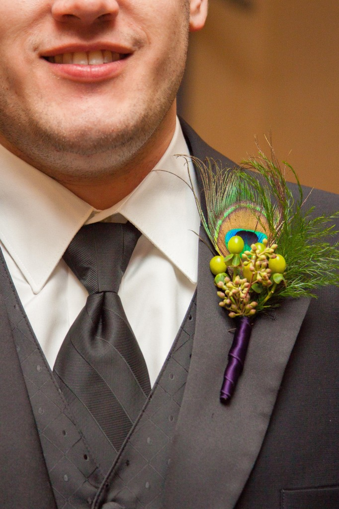 Mens boutonniere