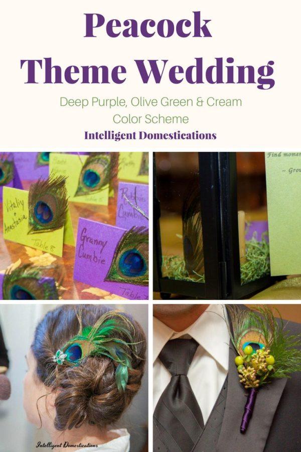 Peacock Theme Wedding Ideas. Peacock Theme wedding color scheme