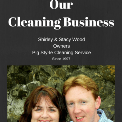 How We Started Our Cleaning Business