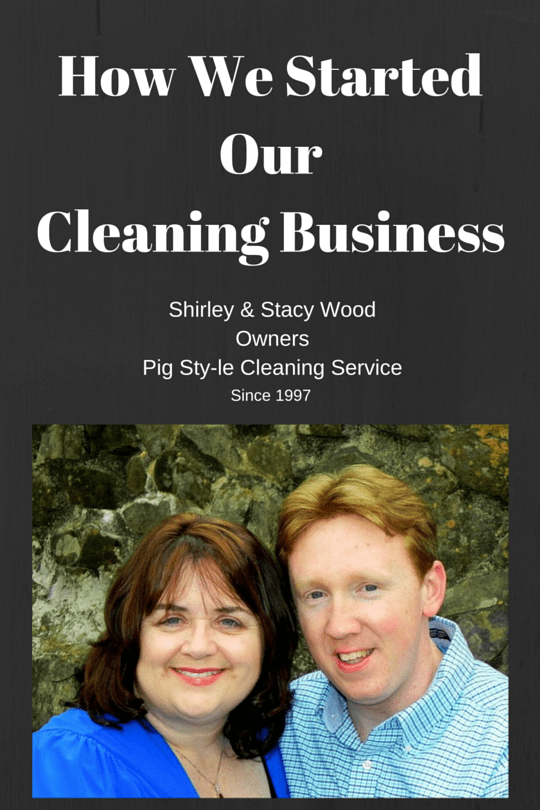 How We Started Our Residential & CommercialCleaning Business