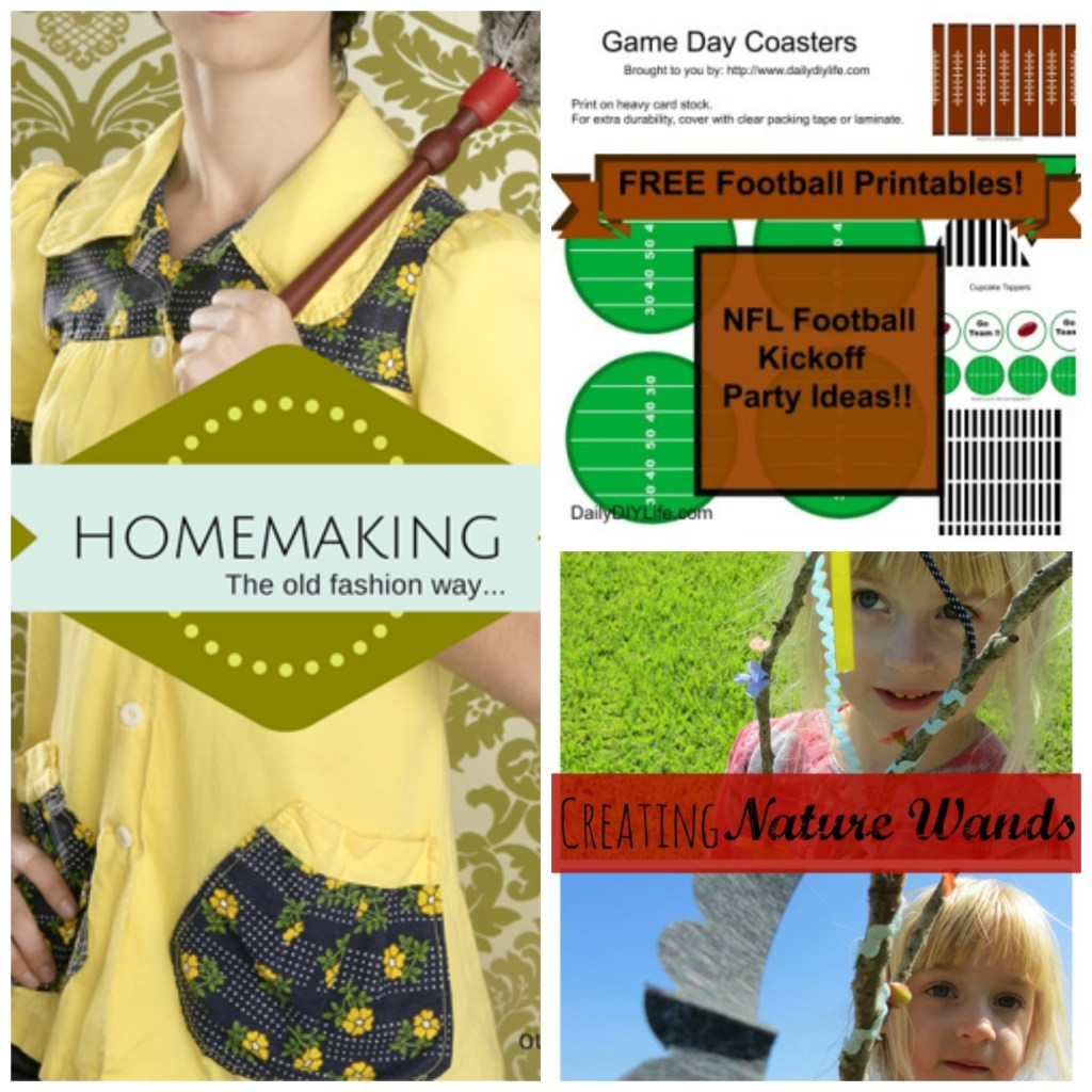Home Matters Linky Party Features Week 3