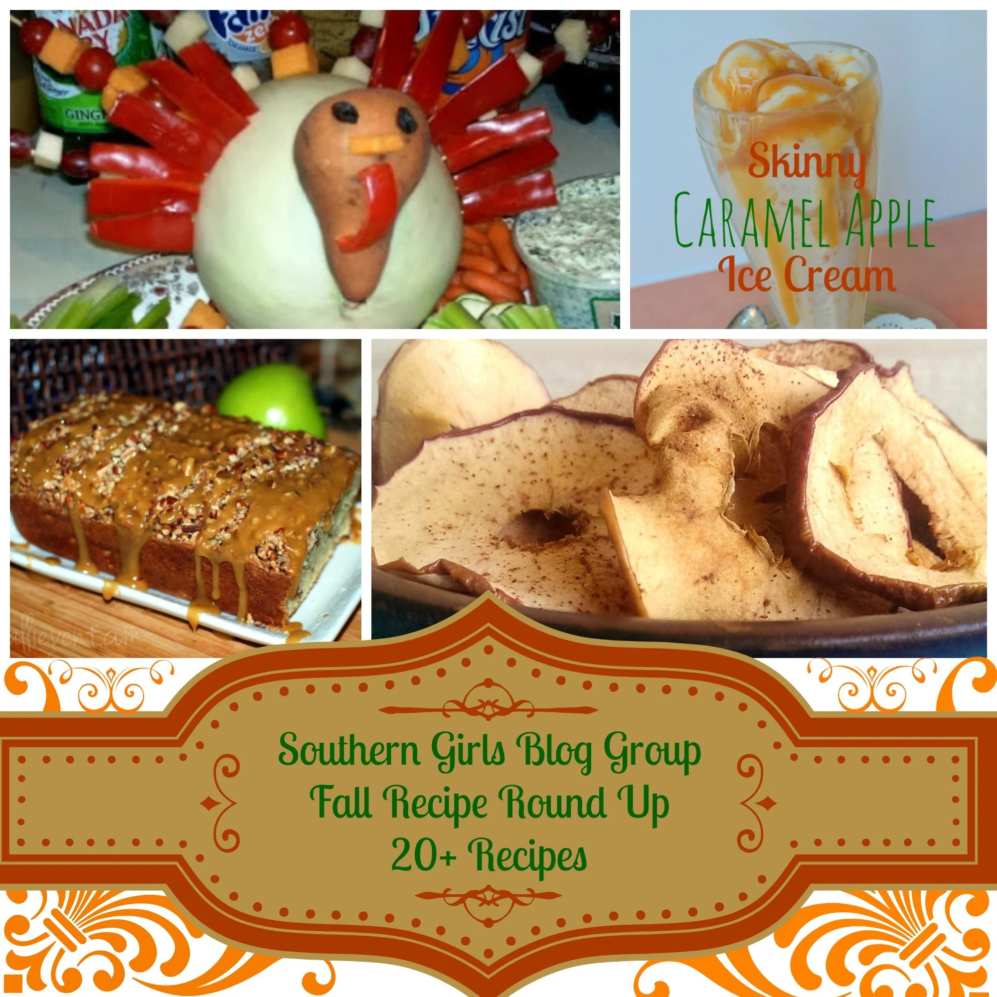Southern bloggers fall recipes roundup intelligent domestications fall just brings out the inspiration in all of us we have snacks beverages main dishes side dishes and desserts in this collection forumfinder Images