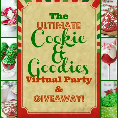 Ultimate Virtual Cookies & Goodies Party And Giveaway