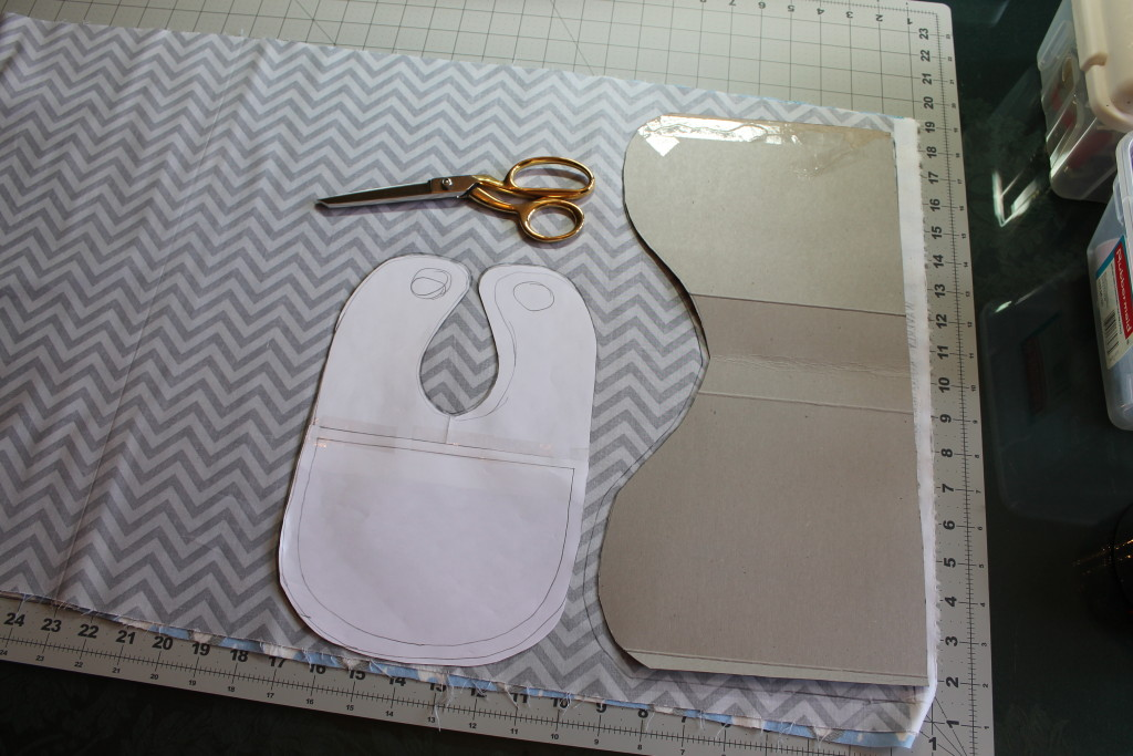 Bib & Burp cloth patterns