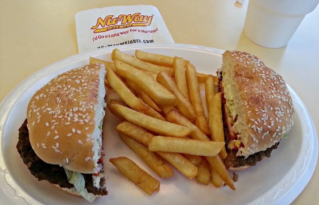 Nu Way Mega Burger. Macon, Ga.intelligentdomestications.com