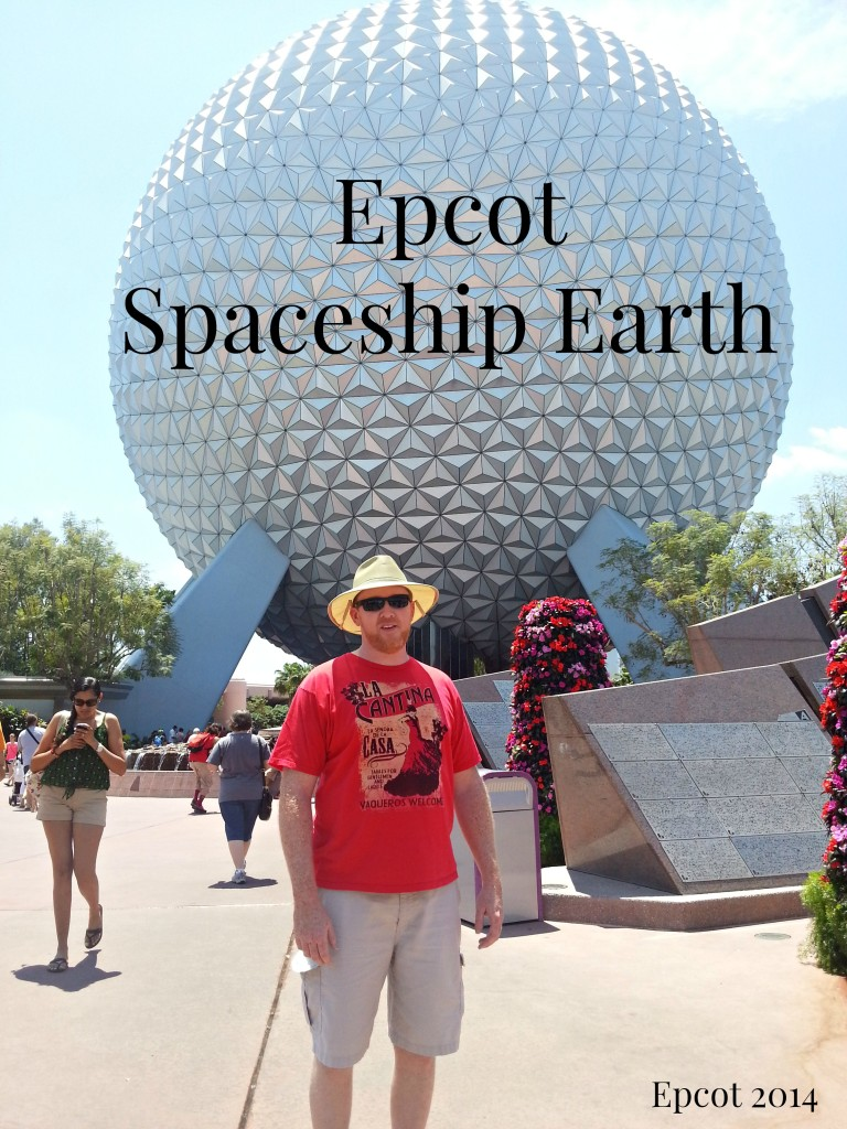 Epcot Spaceship Earth at Epcot in Orlando.2014.intelligentdomestications.com